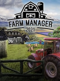 Farm Manager 2021 (PC) - Steam Gift - GLOBAL