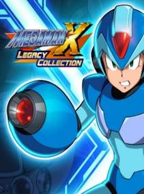 Mega Man X Legacy Collection Steam Key GLOBAL