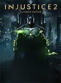 Injustice 2 Ultimate Edition Steam Key PC GLOBAL