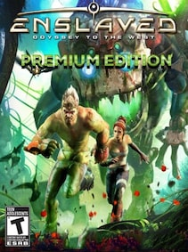 Enslaved: Odyssey to the West Premium Edition Steam Key GLOBAL
