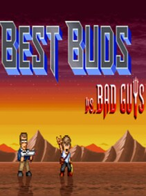 Best Buds vs Bad Guys Steam Key GLOBAL