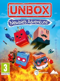Unbox: Newbie's Adventure Steam PC Key GLOBAL