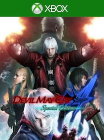 Devil May Cry 4 Special Edition (Xbox One) - Xbox Live Key - GLOBAL