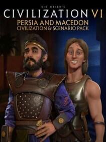 Sid Meier's Civilization VI - Persia and Macedon Civilization & Scenario Pack Steam Key GLOBAL
