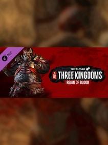 Total War: THREE KINGDOMS - Reign of Blood Steam Key RU/CIS