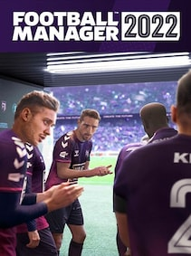 Football Manager 2022 (PC) - Steam Key - GLOBAL