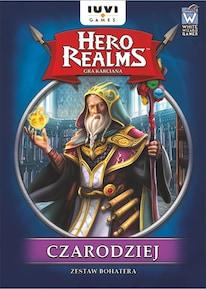 Hero Realms: Zestaw Bohatera Czarodziej