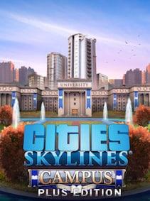 Cities: Skylines - Campus Plus Edition Bundle (PC) - Steam Key - GLOBAL
