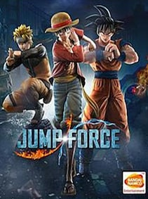 JUMP FORCE Deluxe Edition Steam Key GLOBAL