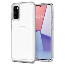 Etui Spigen Ultra Hybrid Galaxy S20 Crystal Clear