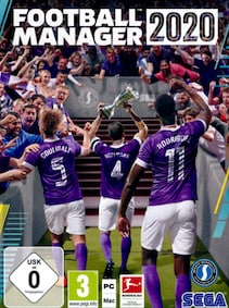 Football Manager 2020 Steam Key GLOBAL