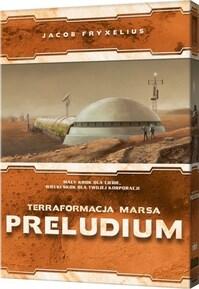 Rebel Gra Terraformacja Marsa: Preludium