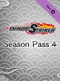 NARUTO TO BORUTO: SHINOBI STRIKER Season Pass 4 (PC) - Steam Gift - GLOBAL