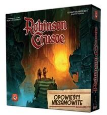 Robinson Crusoe Opowieści Niesamowite