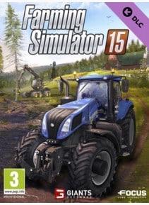 Farming Simulator 15 - HOLMER Steam Key GLOBAL