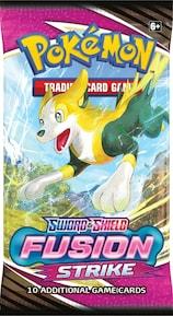 Pokémon TCG: Fusion Strike Booster [saszetka] 1 sz.