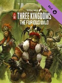 Total War: THREE KINGDOMS - The Furious Wild (PC) - Steam Key - RU/CIS