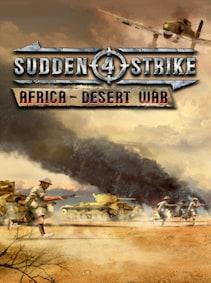 Sudden Strike 4 - Africa: Desert War Steam Gift GLOBAL