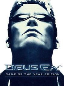 Deus Ex: GOTY (PC) - Steam Key - GLOBAL