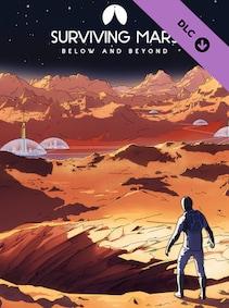 Surviving Mars: Below and Beyond (PC) - Steam Key - GLOBAL
