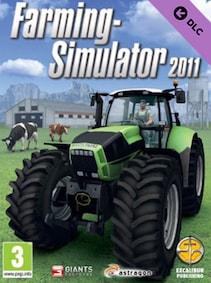 Farming Simulator 2011 - Equipment Pack 2 Steam Key GLOBAL