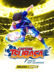 Captain Tsubasa: Rise of New Champions | Deluxe Month One Edition (PC) - Steam Key - GLOBAL