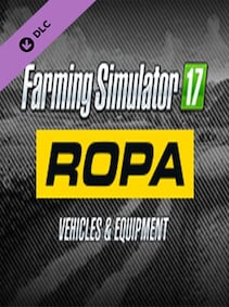 Farming Simulator 17 - ROPA Pack Steam Key GLOBAL