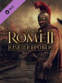 Total War: ROME II - Rise of the Republic Campaign Pack Steam Key GLOBAL