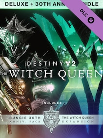 Destiny 2: The Witch Queen Deluxe Edition | 30th Anniversary Edition (PC) - Steam Gift - EUROPE