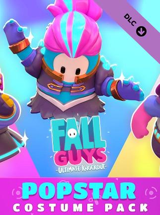 Fall Guys - Popstar Pack (PC) - Steam Key - GLOBAL