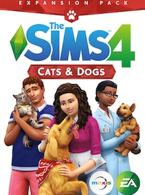 The Sims 4: Cats & Dogs XBOX LIVE Xbox One Key GLOBAL