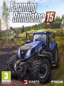 Farming Simulator 15 Gold Edition Giants Key GLOBAL