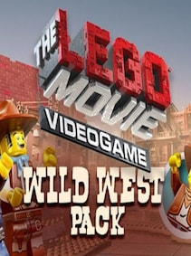 The LEGO Movie - Videogame - Wild West Pack Steam Key GLOBAL