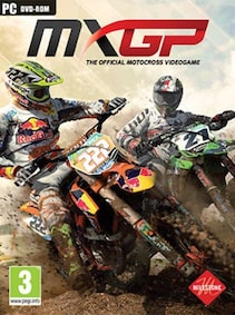 MXGP - The Official Motocross Videogame Steam Gift GLOBAL