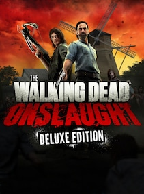 The Walking Dead Onslaught | Deluxe Edition (PC) - Steam Gift - GLOBAL