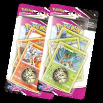 Pokémon TCG: Fusion Strike CINDERACE Premium Checklane Blister