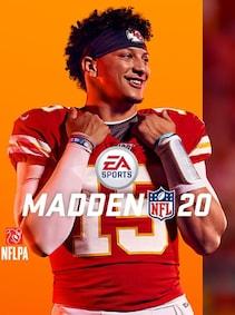 Madden NFL 20 Standard Edition Xbox Live Key Xbox One EUROPE