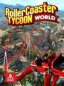 RollerCoaster Tycoon World Deluxe Edition Steam Key GLOBAL