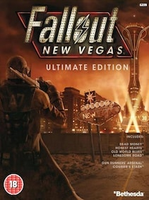 Fallout: New Vegas - Ultimate Edition Steam Key ROW