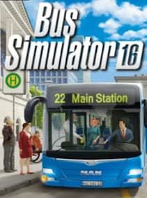 Bus Simulator 16 Gold Edition Steam Key GLOBAL