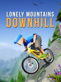 Lonely Mountains: Downhill (PC) - Steam Key - GLOBAL