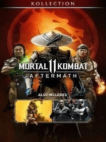 Mortal Kombat 11   Aftermath Kollection (PC) - Steam Key - GLOBAL