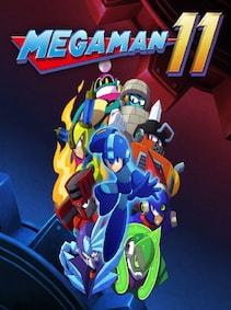 Mega Man 11 Steam Key RU/CIS