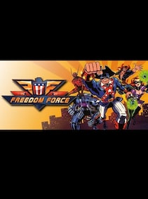 Freedom Force Steam Gift GLOBAL