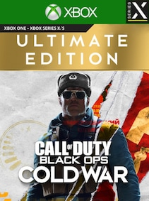 Call of Duty Black Ops: Cold War | Ultimate Edition (Xbox Series X/S) - Xbox Live Key - GLOBAL