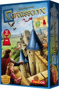 Carcassonne: Druga Edycja