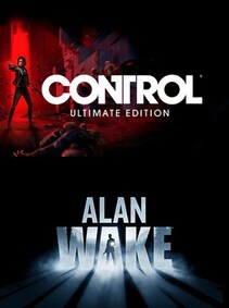 Control   Ultimate Edition + Alan Wake Franchise Bundle (PC) - Steam Key - GLOBAL