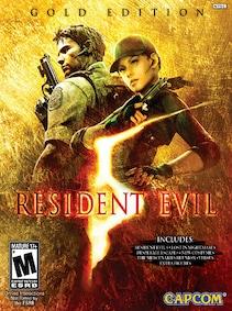 Resident Evil 5: Gold Edition (PC) - Steam Gift - GLOBAL