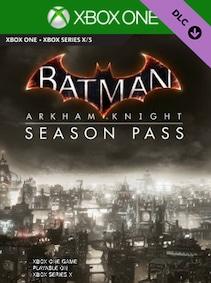 Batman: Arkham Knight Season Pass Xbox One - Xbox Live Key - GLOBAL