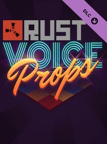 Rust - Voice Props Pack (PC) - Steam Gift - GLOBAL